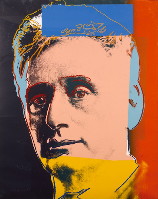 10 Potraits Of Jews - Louis Brandeis