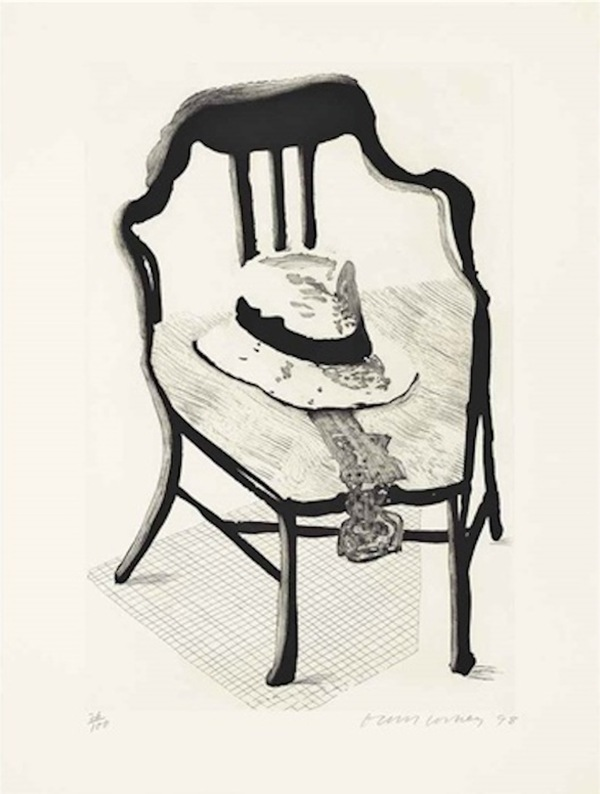 Hat on Chair