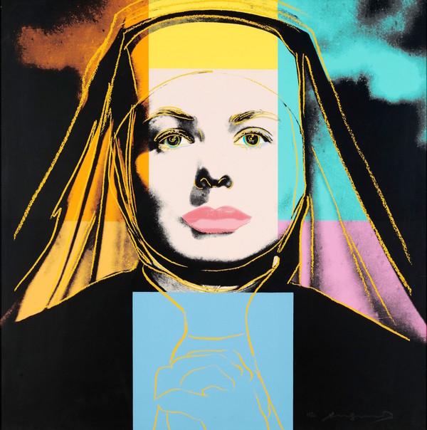 Ingrid Bergman Nun stock