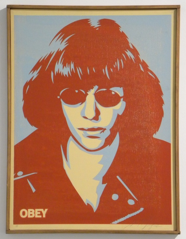 Ramone Canvas